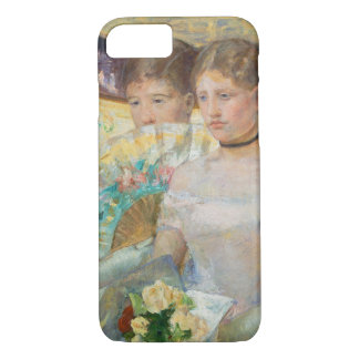 The Loge, 1882 (oil on canvas) iPhone 8/7 Case