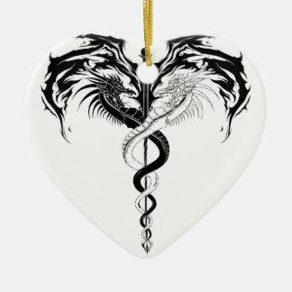The Logimove icon Ceramic Heart Decoration