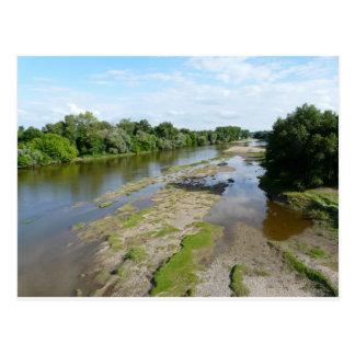 the Loire Postcard