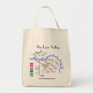 The Loire Valley Time Travel tote bag