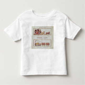 The 'London and York' Royal Mail Coach Toddler T-Shirt