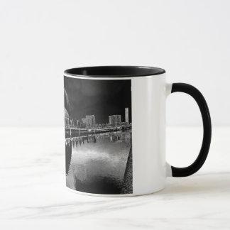 The London Aquatics Centre Mug