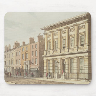 The London Commercial Sale Rooms Mouse Pad