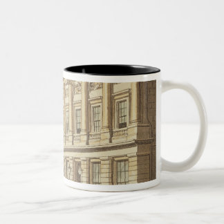 The London Commercial Sale Rooms Two-Tone Coffee Mug