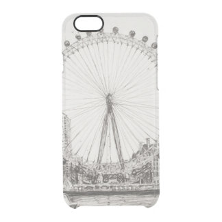 The London Eye 30/10/2006 Clear iPhone 6/6S Case