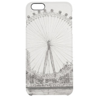 The London Eye 30/10/2006 Clear iPhone 6 Plus Case