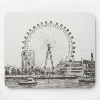 The London Eye 30/10/2006 Mouse Pad