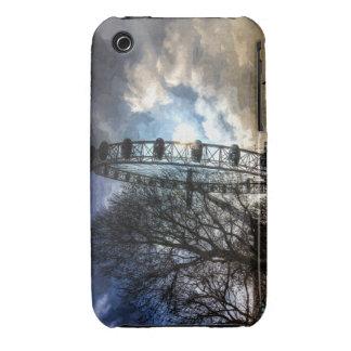 The London Eye Art iPhone 3 Cover