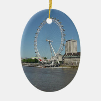The London Eye Christmas Ornament