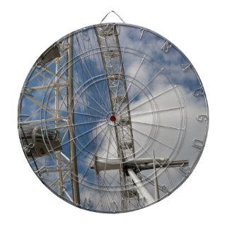 The London Eye Dartboard