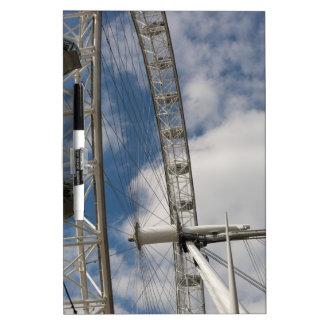The London Eye Dry Erase Board