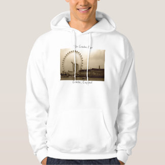 The London Eye, London, England hoodie