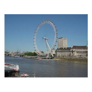 The London Eye Postcard