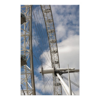The London Eye Stationery Design