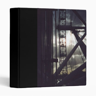 The London Eye Vinyl Binder