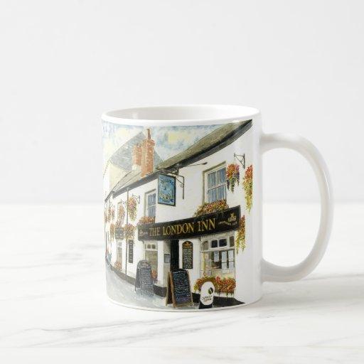 'The London Inn (Padstow)' Mug