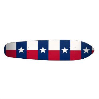 The Lone Star Flag Texas Flag Skate Board