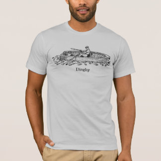 The lonelier dinghy captain T-Shirt