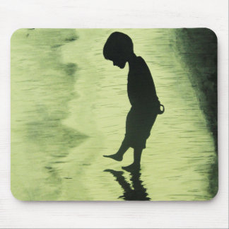 The Loneliness Mouse Pad
