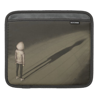 The Lonely Cage iPad Sleeve