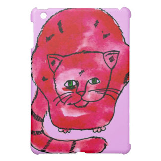 The Lonely Cat Case For The iPad Mini