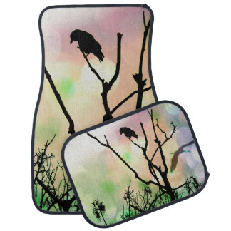The Lonely Crow Car Mats