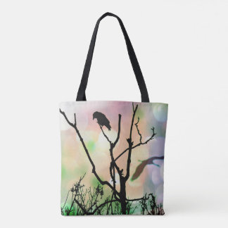 The Lonely Crow Tote Bag