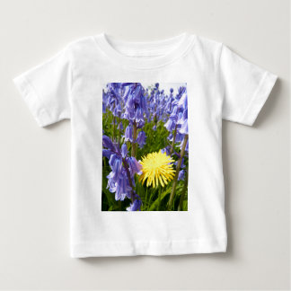 The lonely Dandelion Baby T-Shirt
