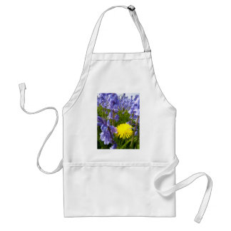 The lonely Dandelion Standard Apron