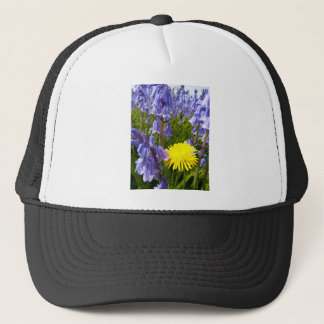The lonely Dandelion Trucker Hat