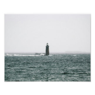 """The Lonely Light (14"""" x 11"""") Photo Print"""