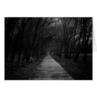 The Long Path Card