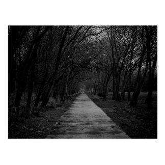 The Long Path Postcard