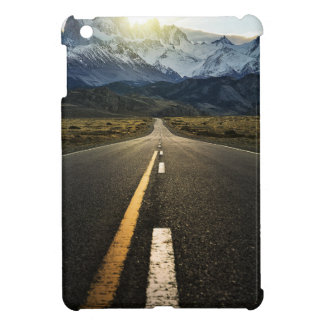The Long Road To Fitzroy Mountain - Ruta 40 iPad Mini Cover