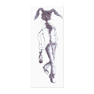 THE LONG WALK HOME CANVAS PRINT