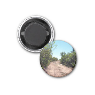 The Long Way Home 3 Cm Round Magnet