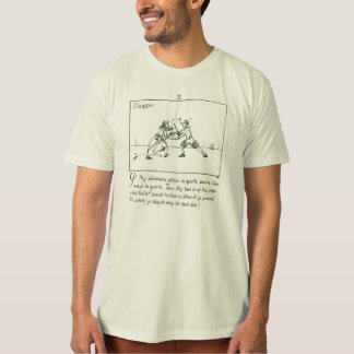 The Longe-Lost Manual - Dagger II: Sport shirt