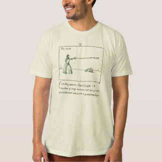 The Longe-Lost Manual - Pole Wards V Sport shirt
