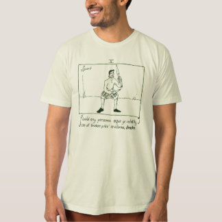 The Longe-Lost Manual - Sport X Sport shirt