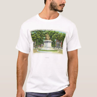 The Longfellow Monument # 2 T-Shirt