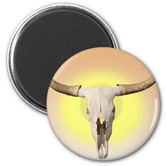 The Longhorns Fridge Magnet