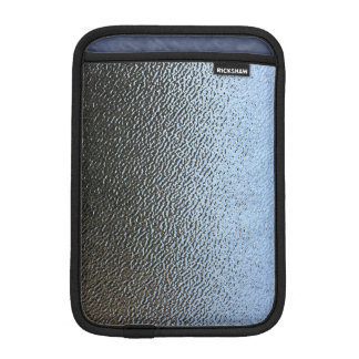 The Look of Architectural Textured Glass iPad Mini Sleeve