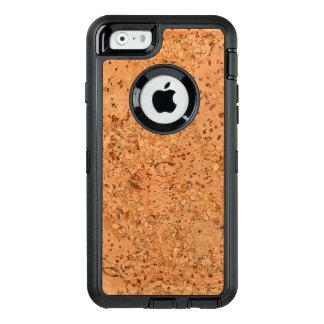 The Look of Macadamia Cork Burl Wood Grain OtterBox iPhone 6/6s Case