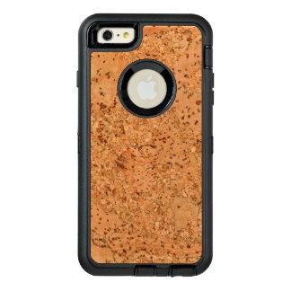 The Look of Macadamia Cork Burl Wood Grain OtterBox iPhone 6/6s Plus Case