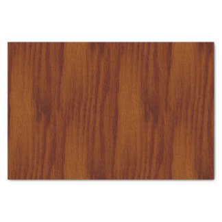 The Look of Warm Oak Wood Grain Texture Tissue Paper