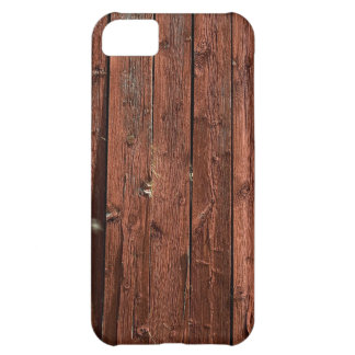 The Look Of Wood Art iPhone 5C Case