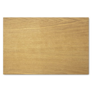The look of wood tissue paper