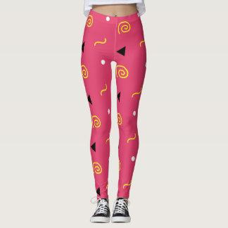 The Look Pink leggings