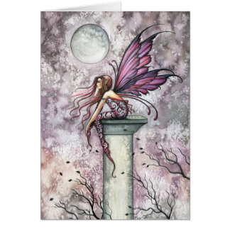 The Lookout Fairy Greeting Card