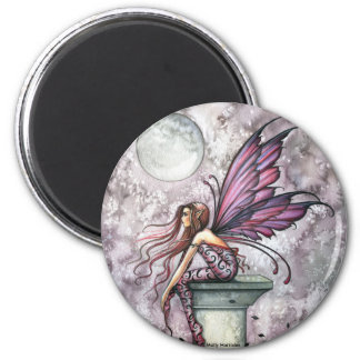 The Lookout Fairy Magnet by Molly Harrison